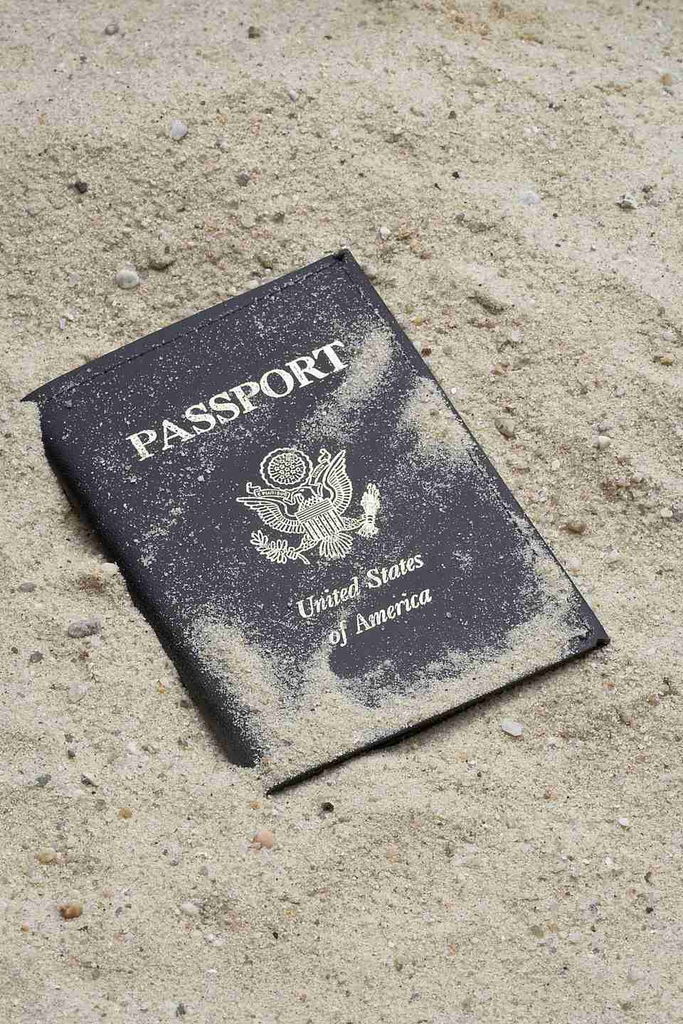 Did your passport get lost or stolen? Here's what you need to get it back again.