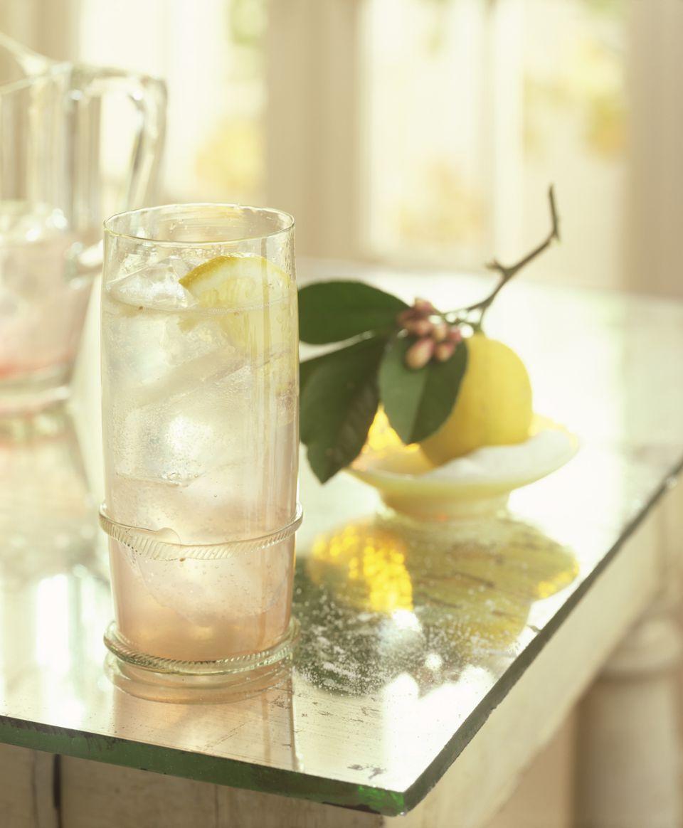 Lemonade Spritzer
