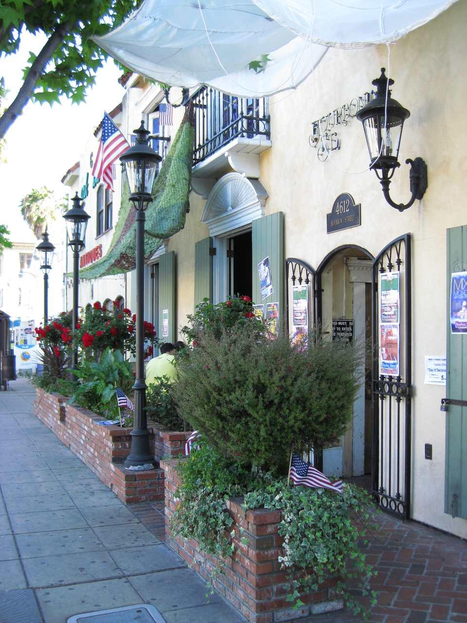 Golden Hill Cafe San Diego