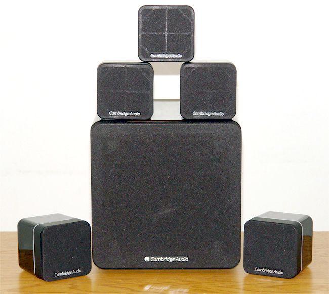 Cambridge Audio Minx S215 5.1 Channel Speaker System