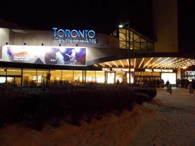 Toronto Centre For The Arts