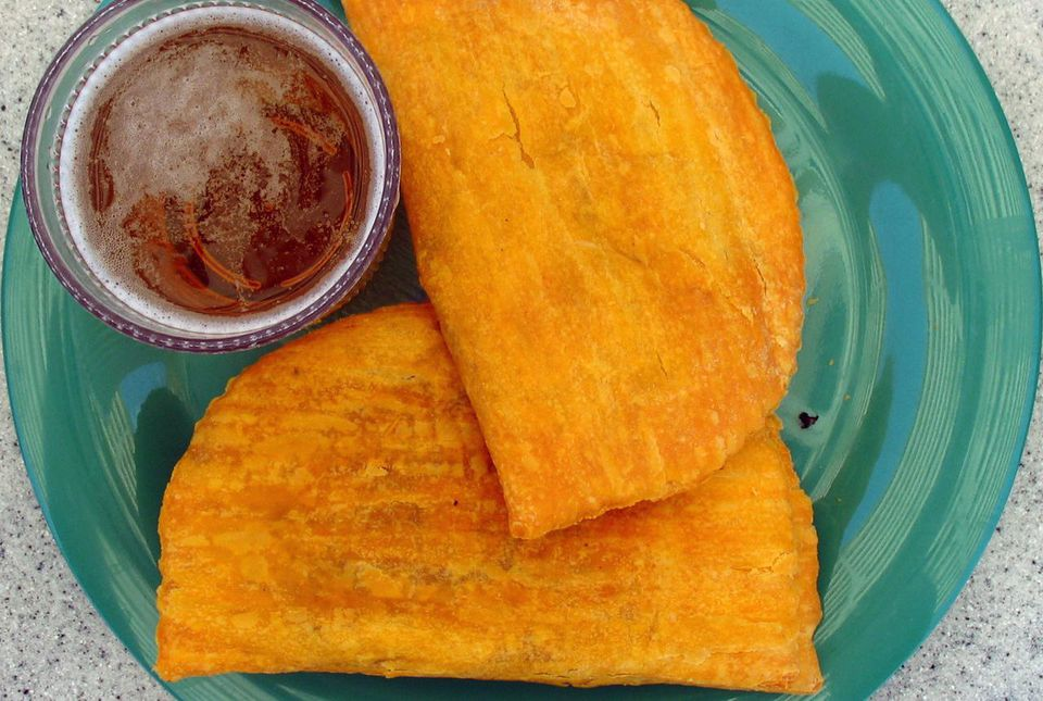 jamaican beef patties in flaky pastry recipe