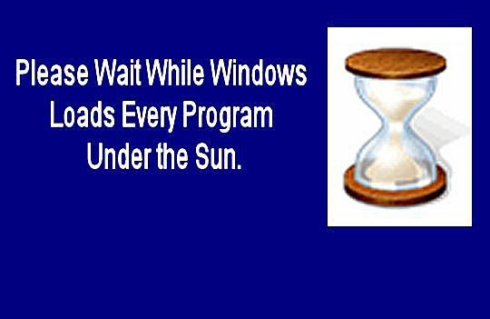 prevent program starts with windows