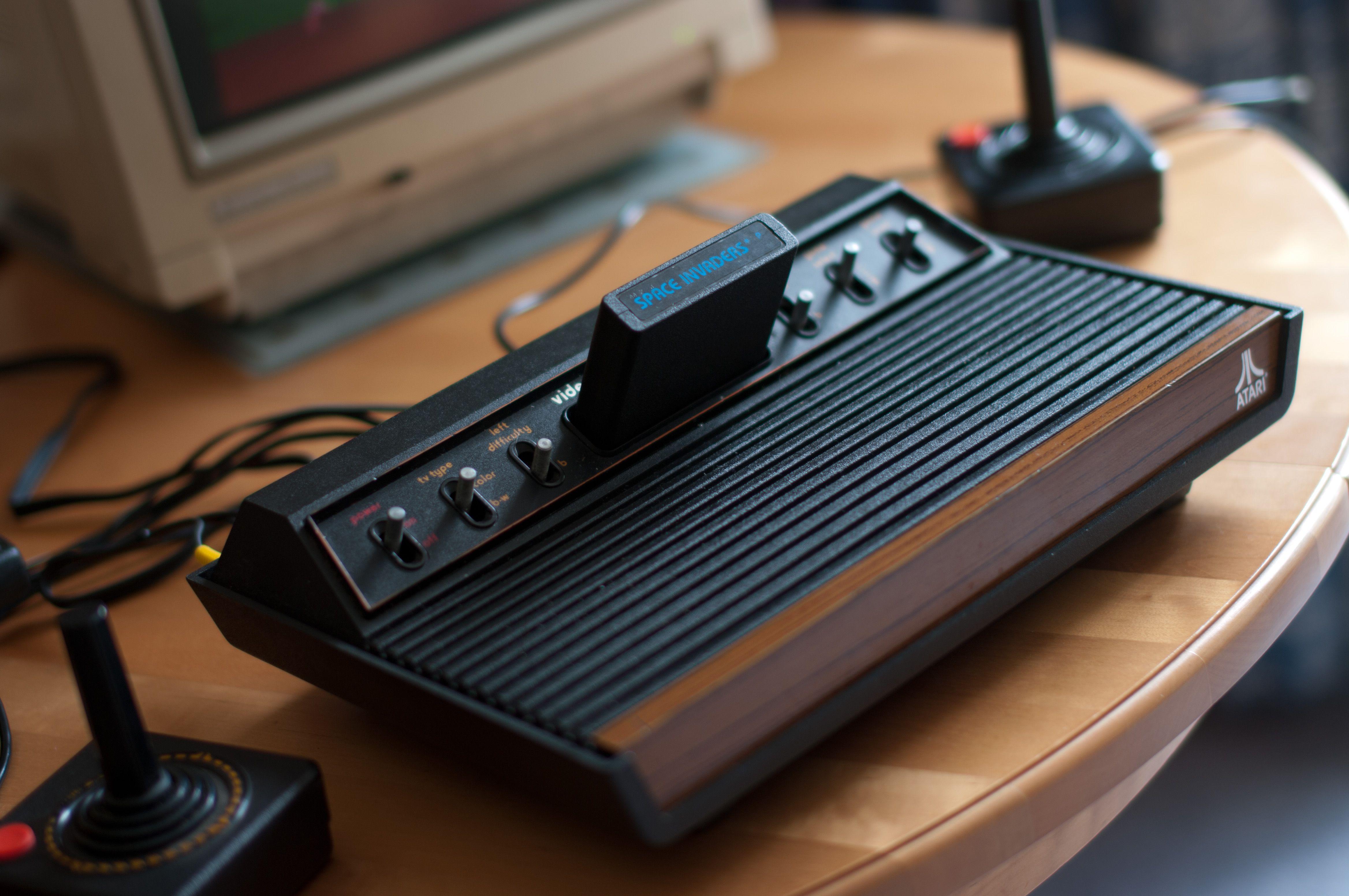 A History of the Atari 2600 VCS