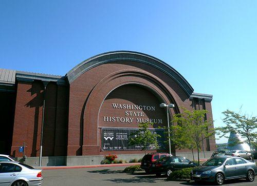 Washington State History Museum in Tacoma