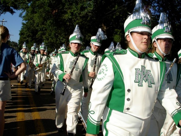 University of Arkansas at Monticello Marching Band