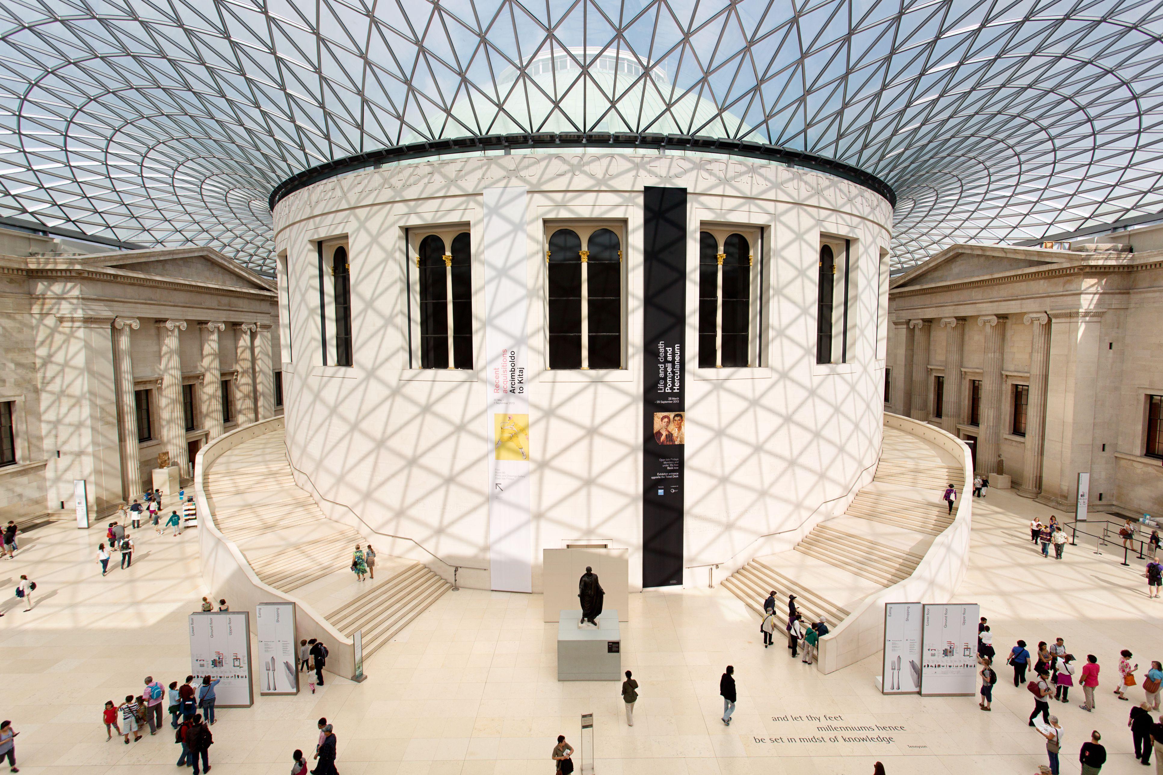british museum visitor information
