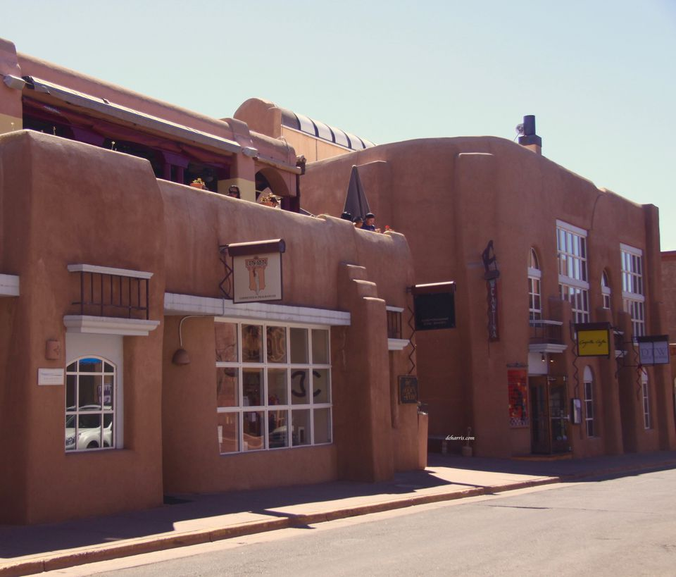 Coyote Cafe Santa Fe restaurant