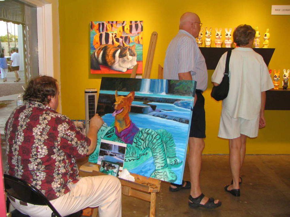 At the Scottsdale ArtWalk