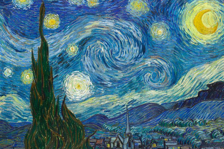 """Vincent van Gogh's """"Starry Night"""""""
