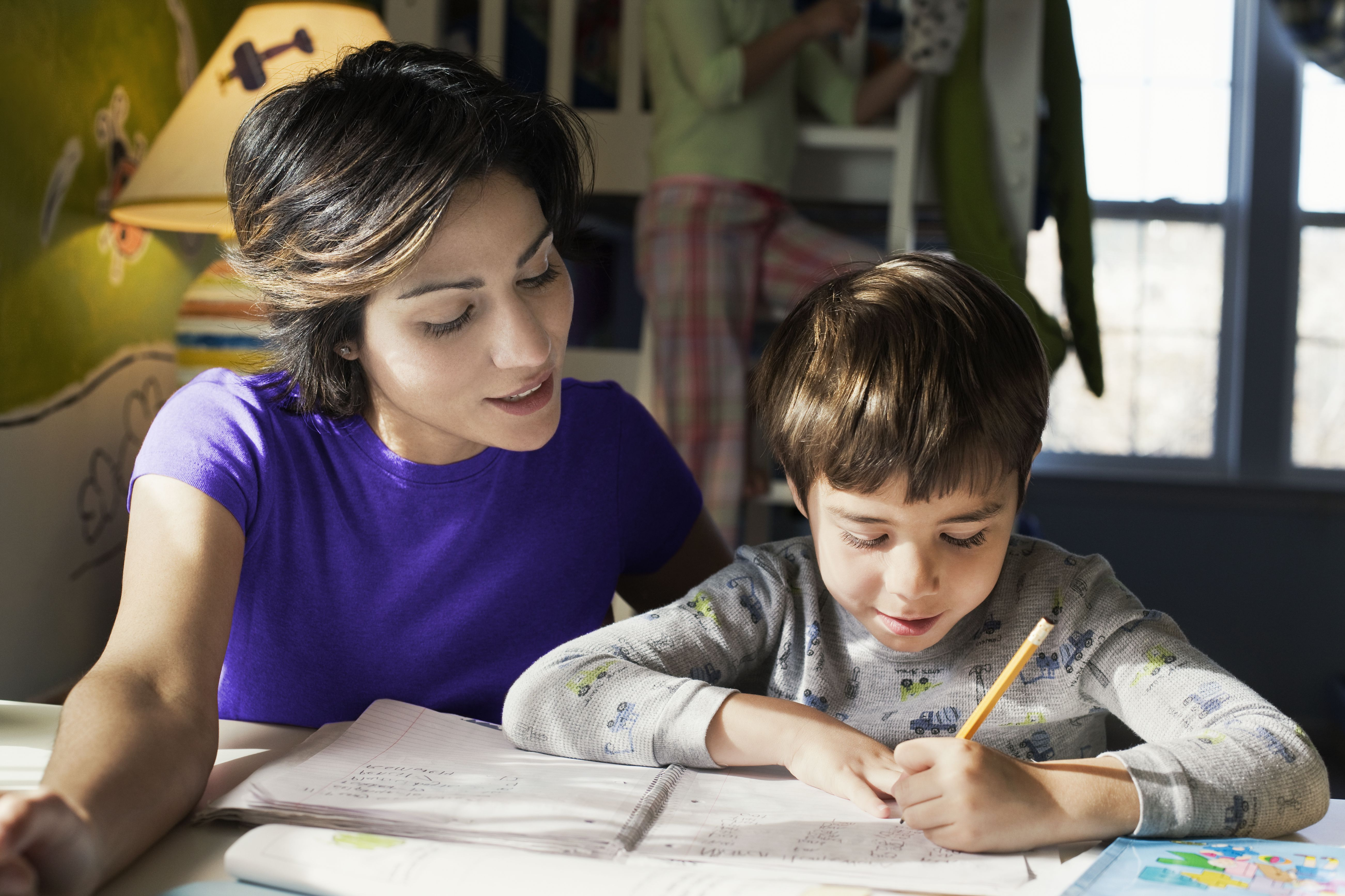 Why Gifted Children Have Homework Problems