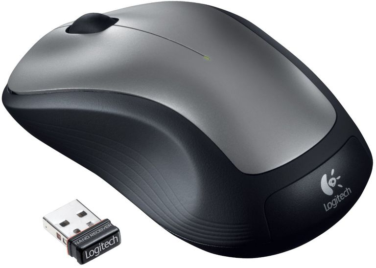Photo of a Logitech Wireless Mouse M310