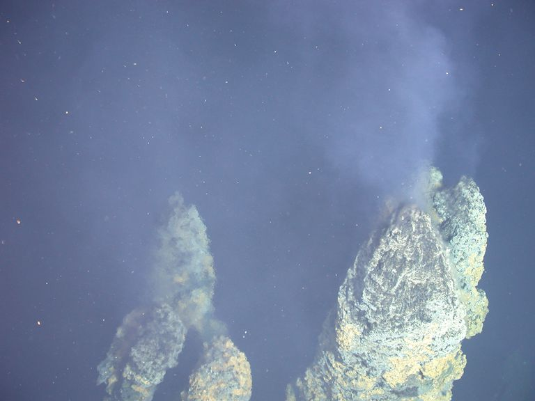 Active Hydrothermal Vent