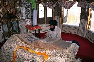 Paath at the Golden Temple, Harmandir Sahib