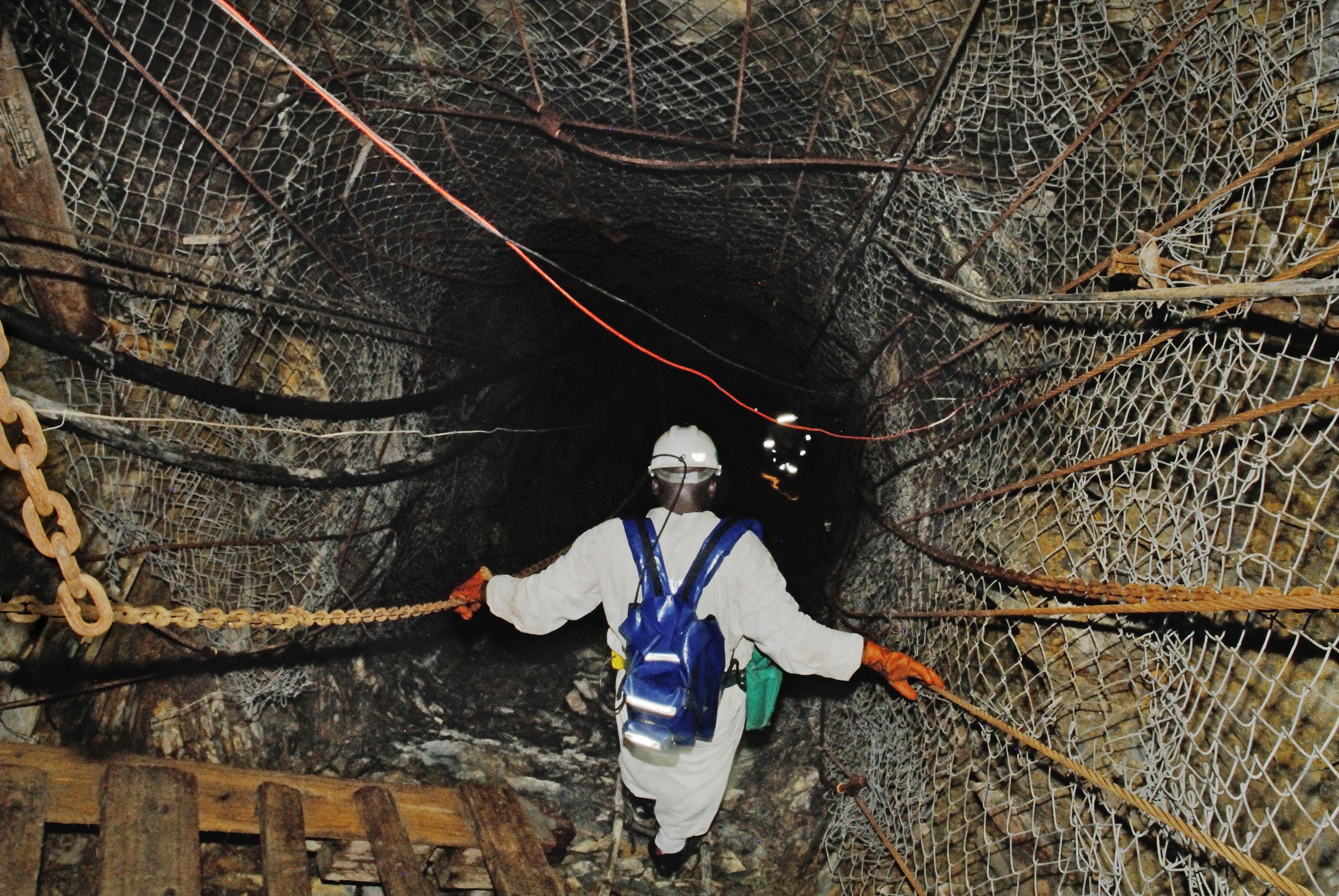 Specific And Non Specific Hazards In Underground Mines