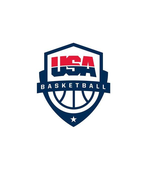 USA Men's National Basketball League logo