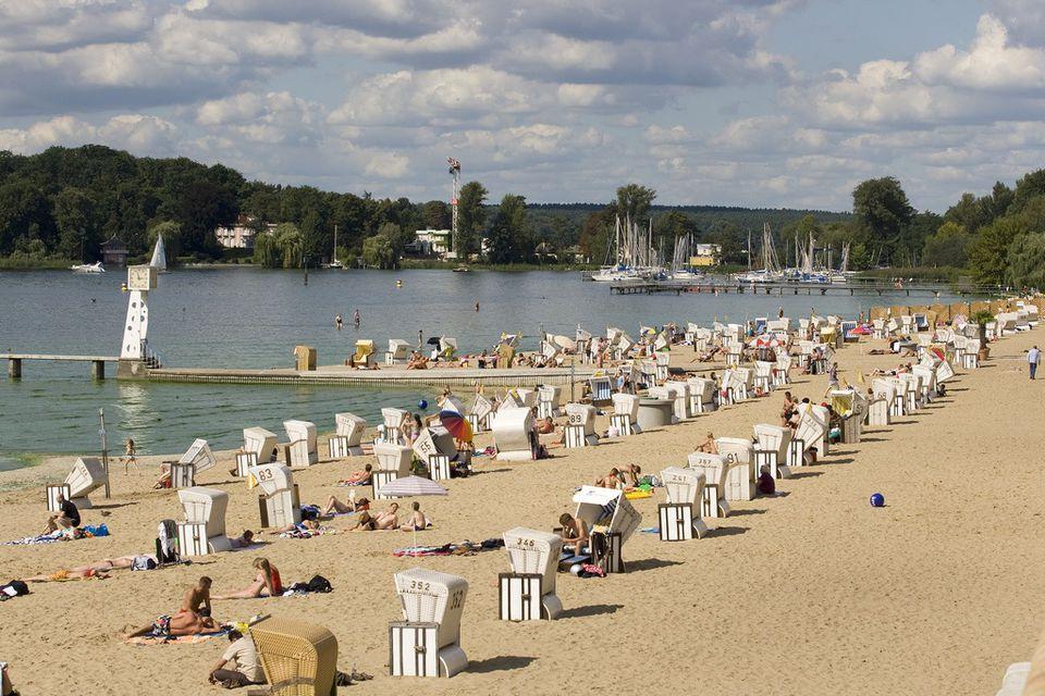 Wannsee Lake Berlin