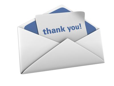 Thank You Letter For A Job Lead Examples