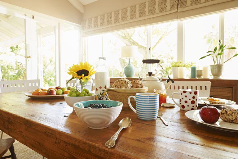 desayunos saludables, desayuno sano