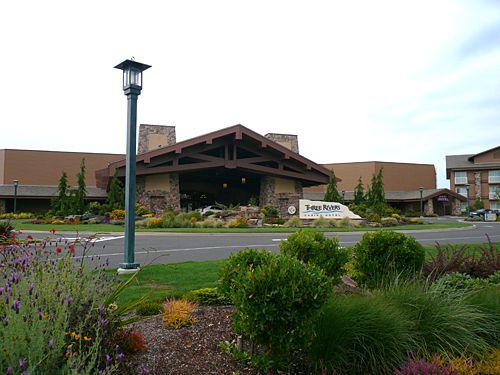 Three Rivers Casino and Hotel in Florence Oregon