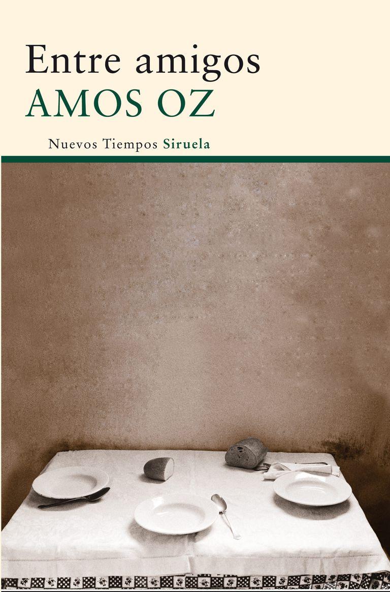 Entre amigos, relatos de Amos Oz