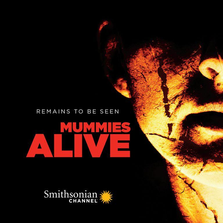 Mummies Alive - Logo