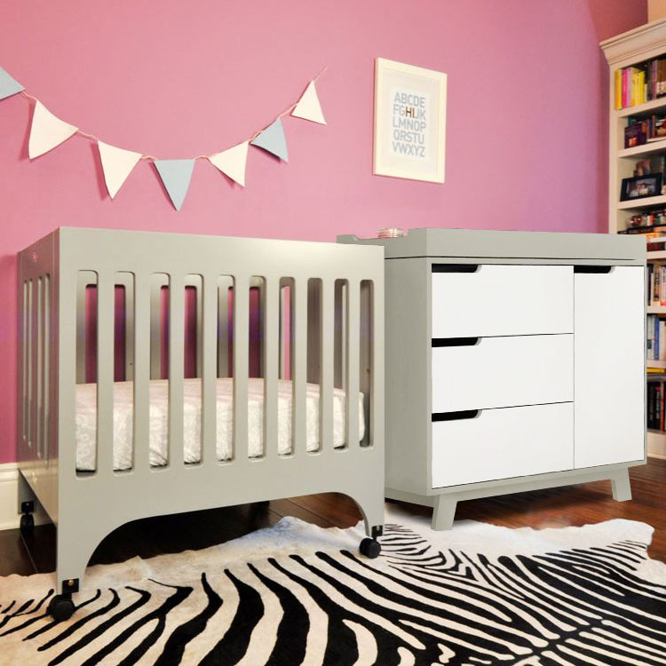 7 Small Cribs for Your Small Nursery Space