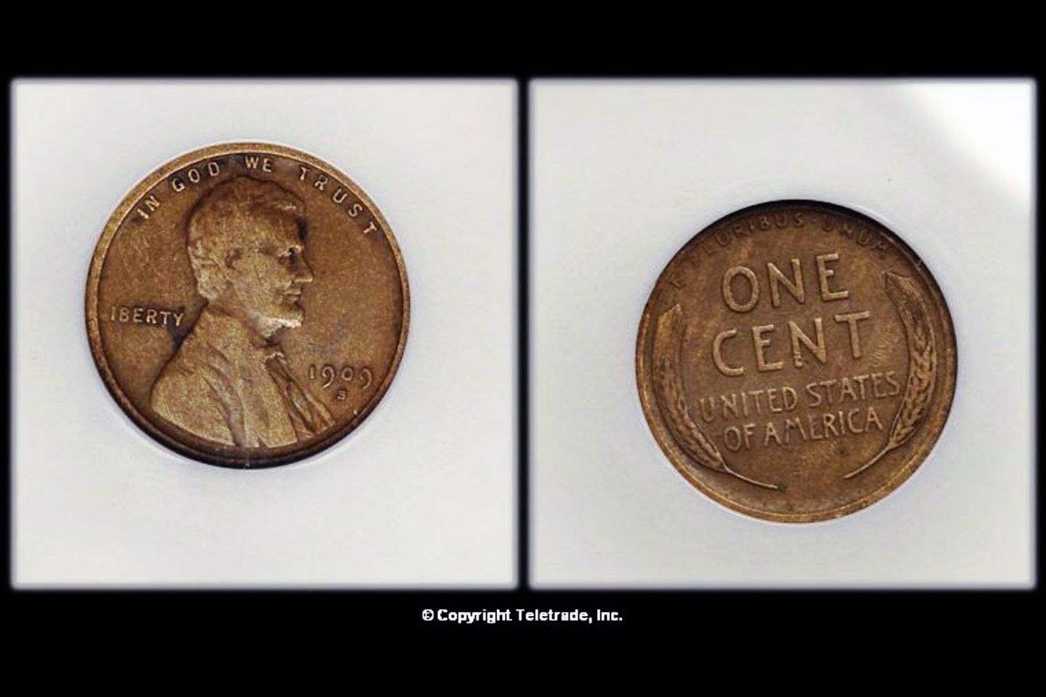 Lincoln Wheat Penny Values and Prices
