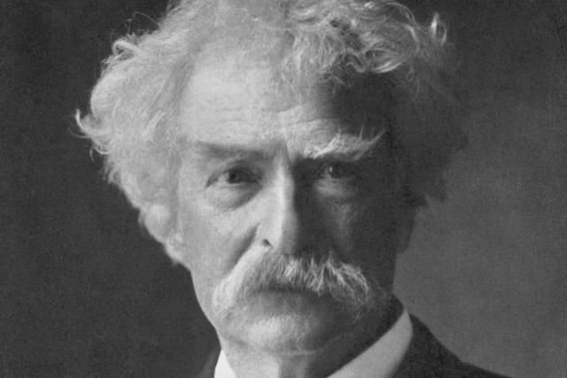 Mark Twain talks about the way to an ideal life.