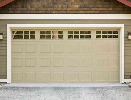 How to determine the cost per square foot of building a garage replacing your garage door we answer your top cost concerns solutioingenieria Gallery