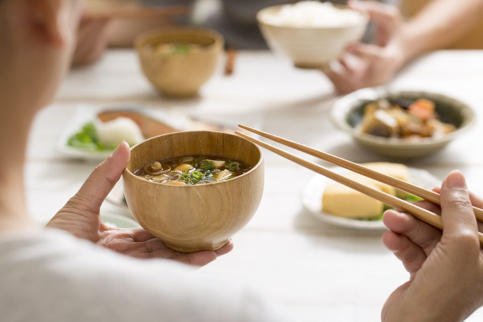 Vegetarian miso soup recipes japanese vegan miso soup japanese food forumfinder Choice Image