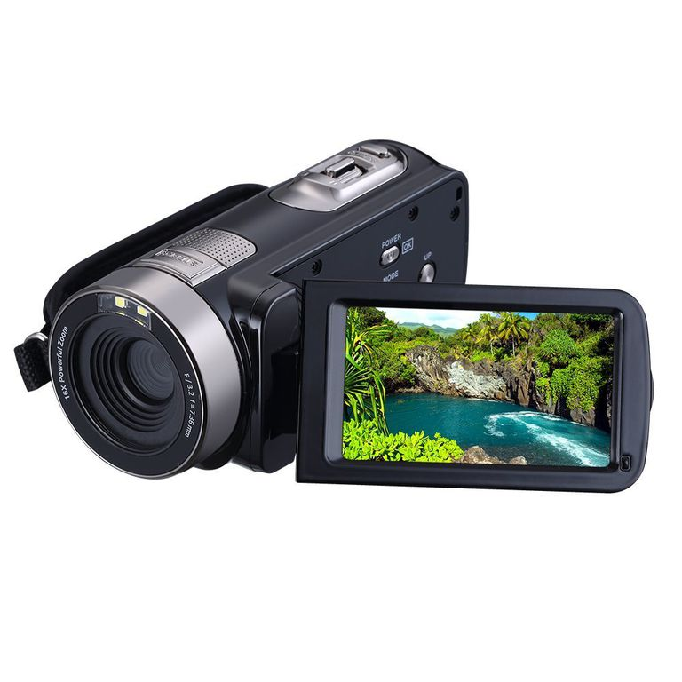 Introduction to Professional Video Cameras