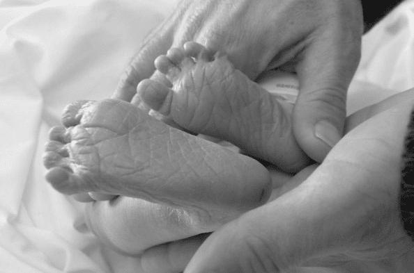 Newborn Feet