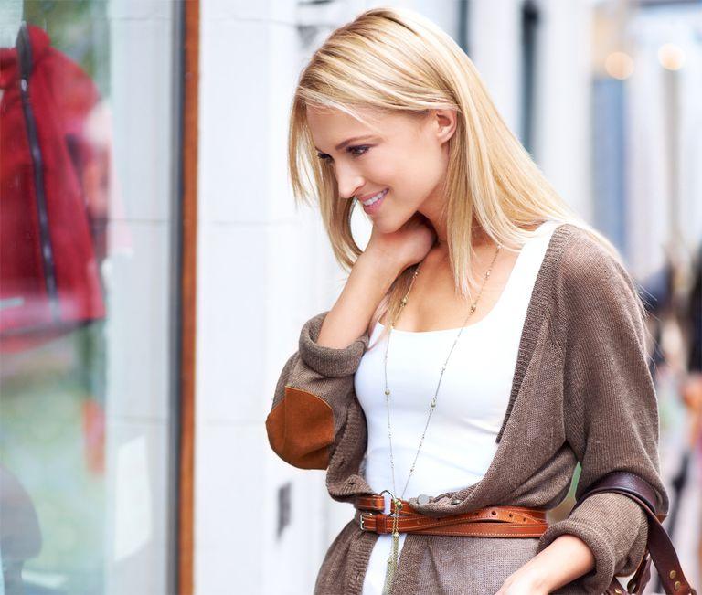 Outlet Mall Shopper