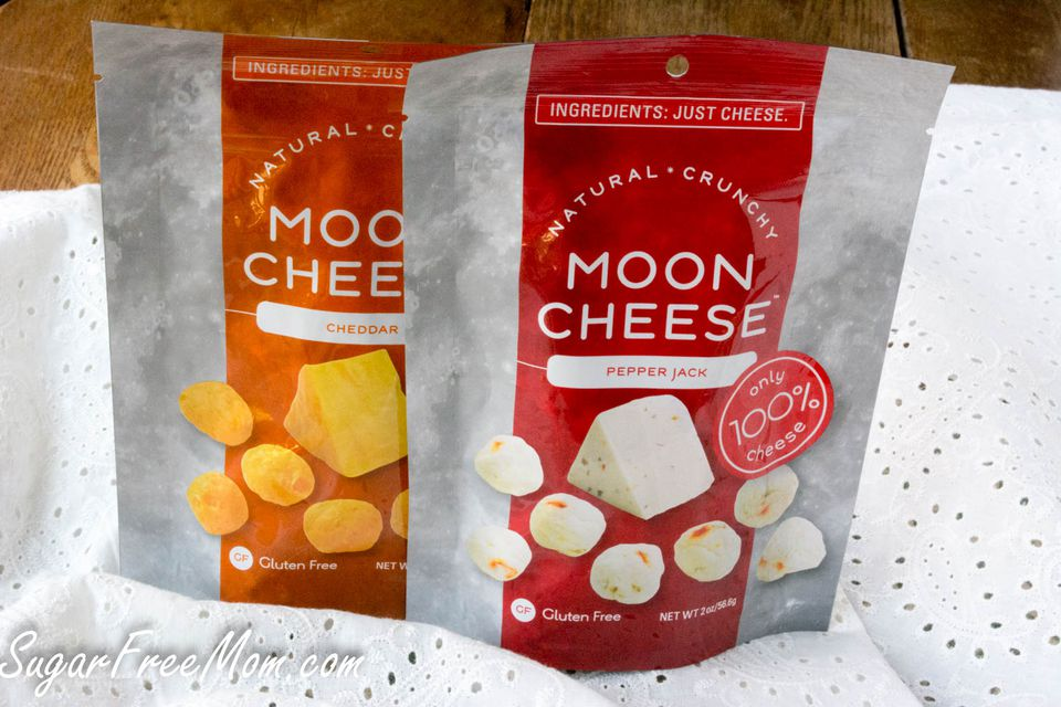 Review of Moon Cheese
