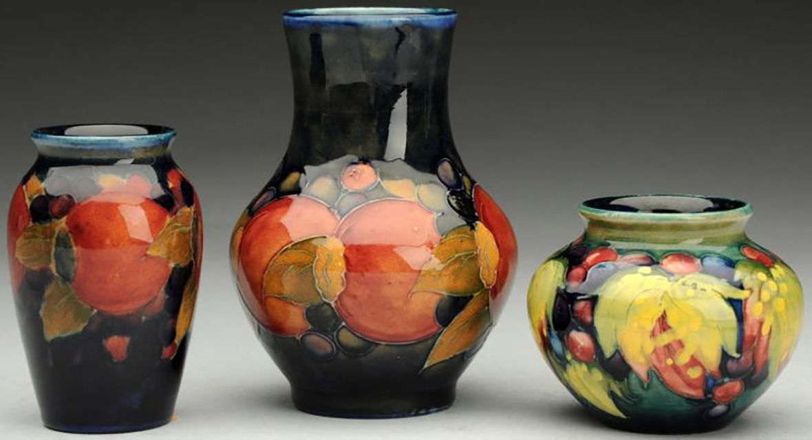 How Can You Identify Moorcroft Pottery