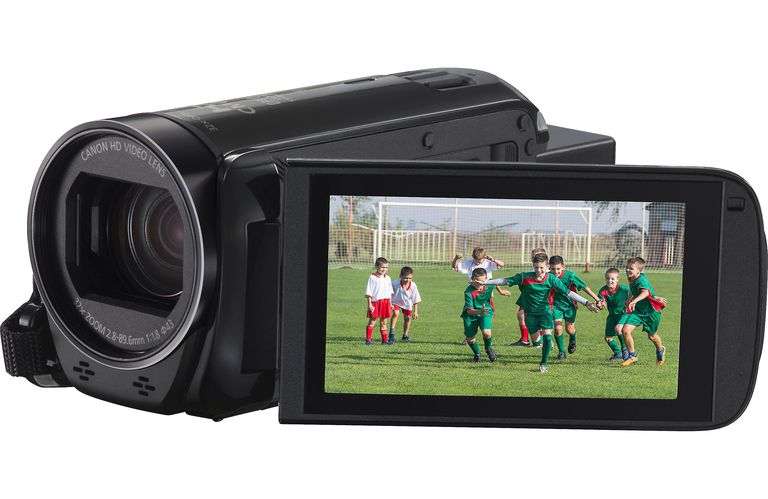 Canon VIXIA HF R72 HD camcorder with 32X optical zoom