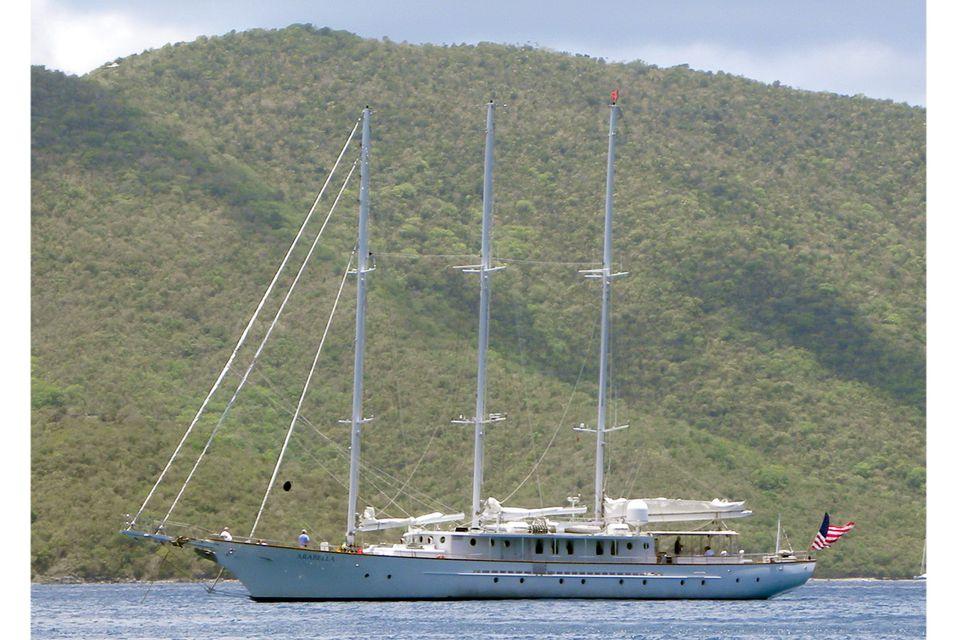 Arabella Sailing Ship