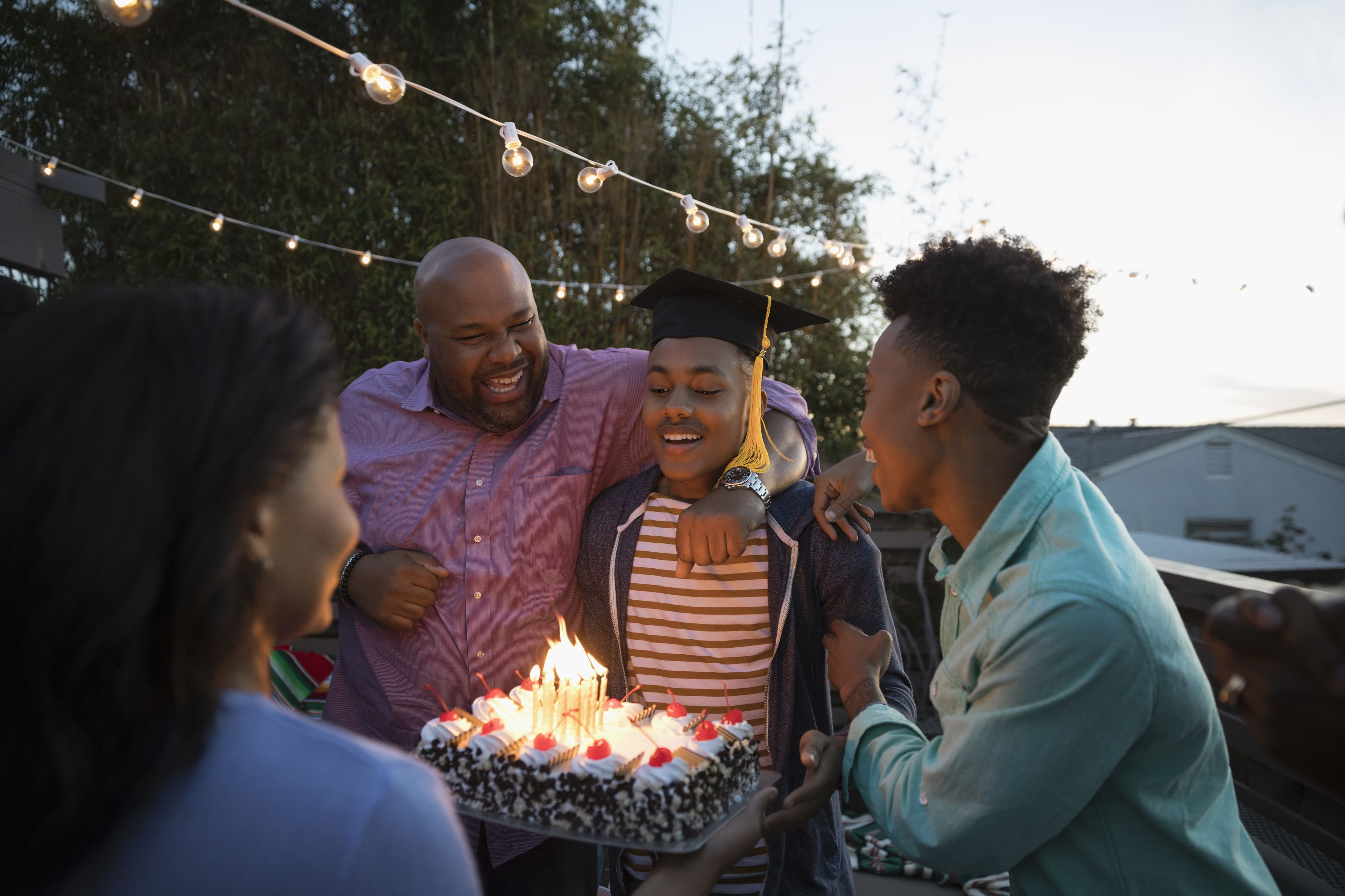Party Planner And Ideas For A High School Graduation