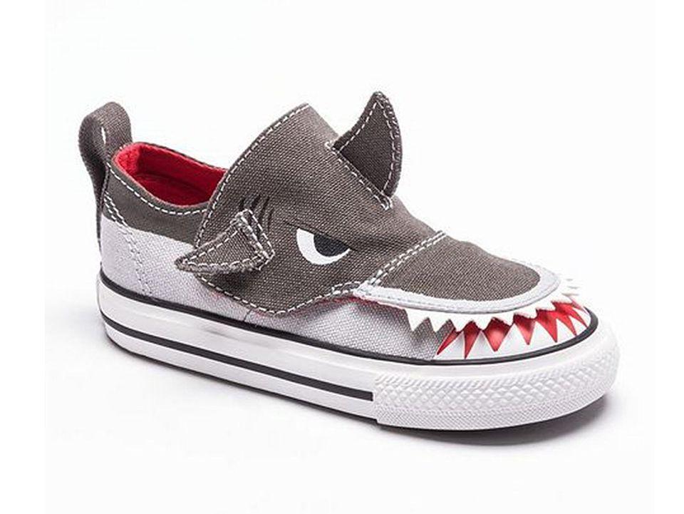 Converse All Star Toddler Shark Shoe