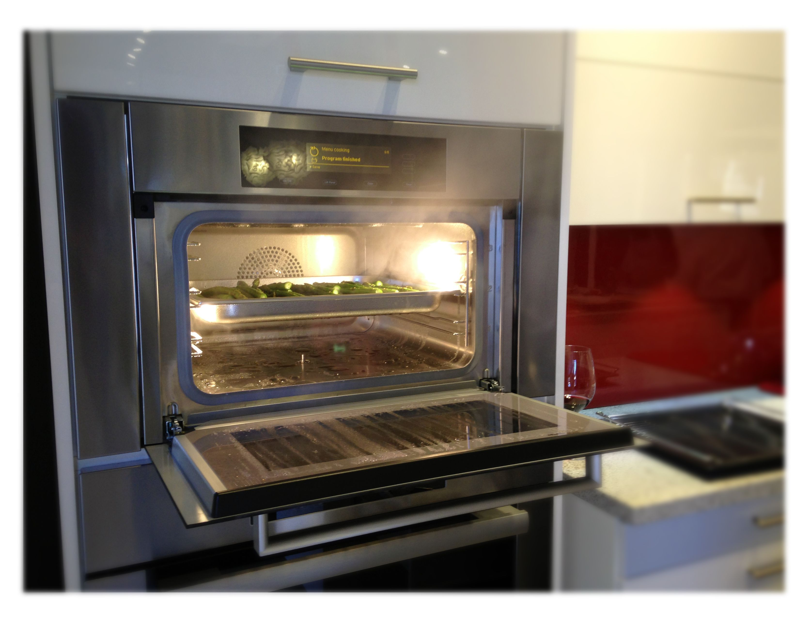 Combi Oven For Home Kitchen