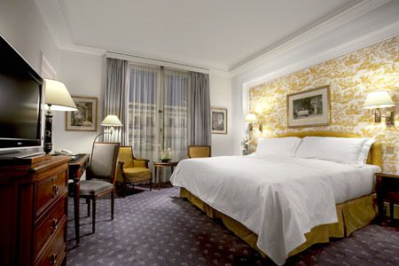 Hotels are only one of many options for your stay in Paris.