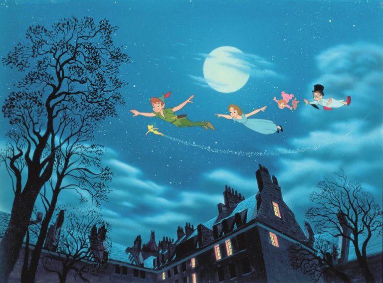 Peter Pan and Neverland