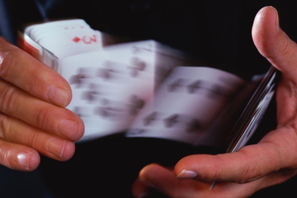 Card flourish