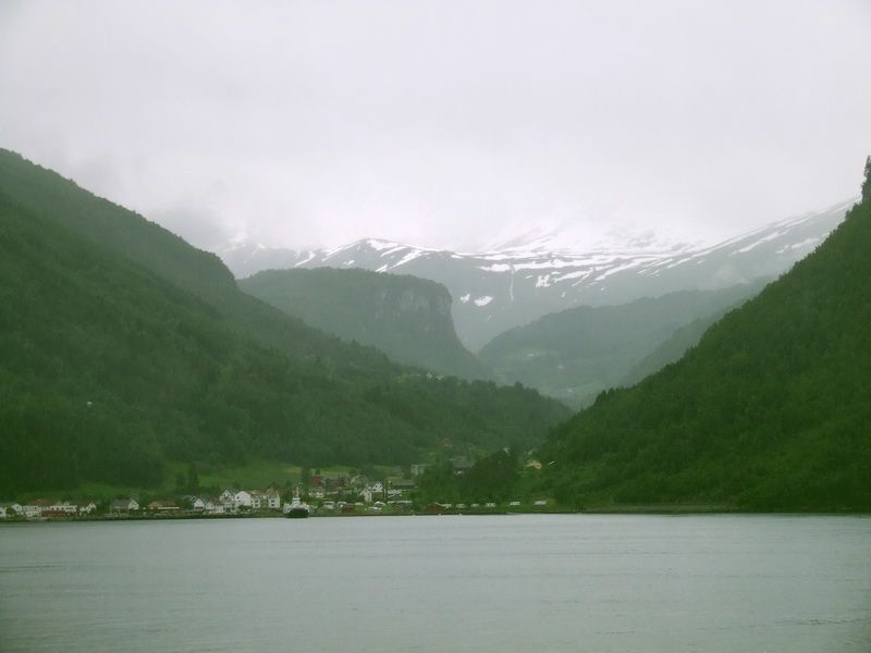 how to get to mount aksla in alesund