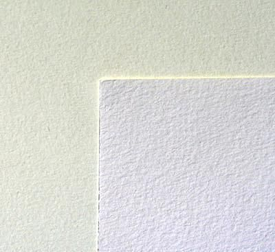 What color is your watercolor paper?