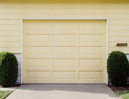 How To Determine Garage Door Sizes