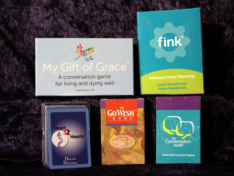 End-of-Life Conversation Cards