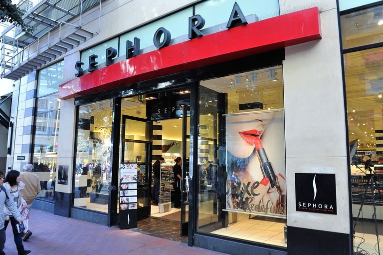 Picture of a Sephora store