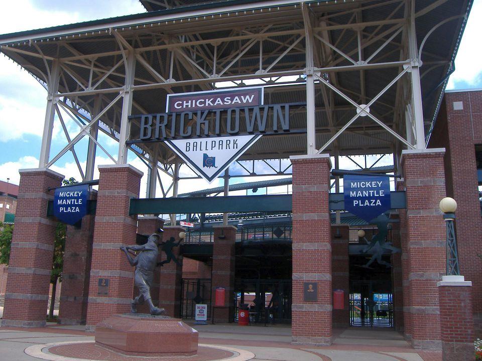Dodgers Games at Bricktown Ballpark